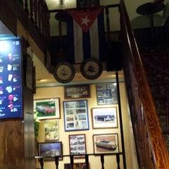 Photo taken at El Rincón de la Habana by Antonio J. on 12/23/2015