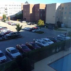 Photo taken at Homewood Suites Providence Village Huntsville by Jen P. on 9/22/2013