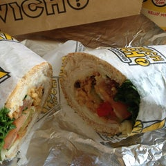 Photo taken at Which Wich? Superior Sandwiches by James J. on 6/4/2013