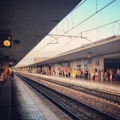 Photo taken at Stazione Padova by Simon B. on 7/6/2013
