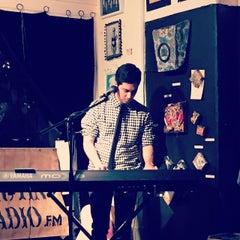 Photo taken at Mutiny Radio by Abbot K. on 4/17/2015