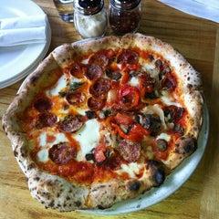 Photo taken at Tutta Bella Neapolitan Pizzeria by Matthew J. on 5/18/2013