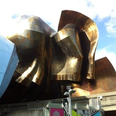 Photo taken at EMP Museum by Matthew J. on 5/18/2013