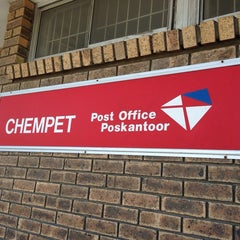 Photo taken at Chempet Post Office by Mandy M. on 10/8/2013