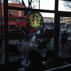 Photo taken at Starbucks by AhMeD B. on 4/27/2013