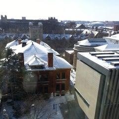 Photo taken at University of Michigan by Trajan C. on 2/7/2014
