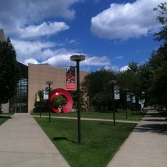 Photo taken at Indiana University Art Museum by Eric S. on 7/28/2013