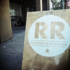 Photo taken at Ristretto Roasters by Stephen G. on 4/15/2013