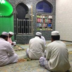 Photo taken at Masjid Taiping by Muhammad Z. on 1/30/2014