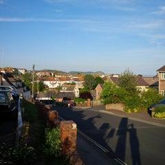 Photo taken at Lyme Regis by Maarten K. on 8/7/2014