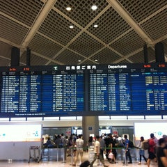 Photo taken at 成田国際空港 (Narita International Airport) (NRT) by Jonathan H. on 6/15/2013