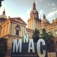 Photo taken at Museu Nacional d'Art de Catalunya (MNAC) by Juanko L. on 7/16/2013