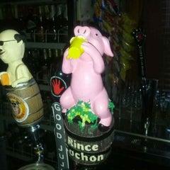 Photo taken at St. James Tavern by Jen M. on 4/15/2013