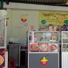Photo taken at Newton Food Court by Tanti S. on 6/22/2013