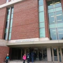 Photo taken at Eastern Michigan University by Samuel C. on 10/29/2012