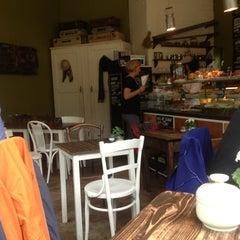 Photo taken at Café Resonanz by Ronald K. on 6/21/2013