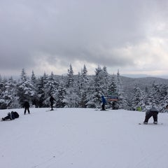 Photo taken at Mount Snow Summit Lodge by sam p. on 1/19/2014