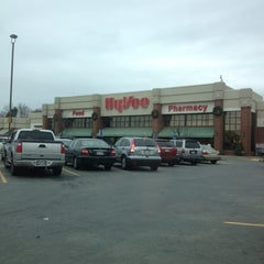 Photo taken at Hy-Vee by Sandy on 12/6/2012