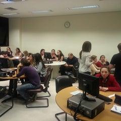 Photo taken at Escola Superior de Propaganda e Marketing (ESPM) by Steve P. on 7/18/2013