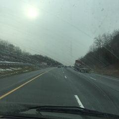 Photo taken at I-95 (Northeast Maryland) by Dinçer K. on 2/12/2016