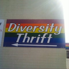 Photo taken at Diversity Thrift by Antonieta R. on 4/18/2014