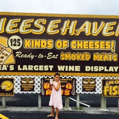 Photo taken at Cheesehaven by Mandi S. on 7/7/2015