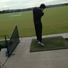 Photo taken at Burlingame Golf Center by Marina K. on 3/2/2013