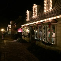 Photo taken at Peddler's Village by Preetam D. on 12/28/2014
