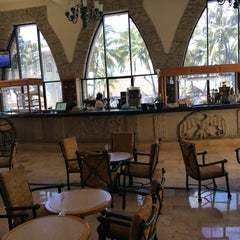 Photo taken at Tikal Lobby Bar by Brenda B. on 9/15/2014
