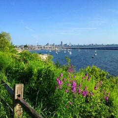 Photo taken at South Shore Park by Matthew R. on 6/14/2013