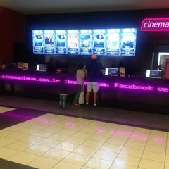 Photo taken at Cinemaximum by Mehmet D. on 6/23/2013