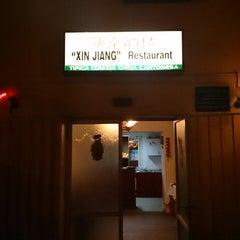 Photo taken at Xin Jiang by Christian Gabriel V. on 8/12/2013