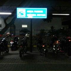 Photo taken at Pertamina Terminal BBM Malang by Ngudiono Q. on 11/2/2013