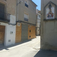 Photo taken at Atzeneta d'Albaida by Carla G. on 6/1/2013