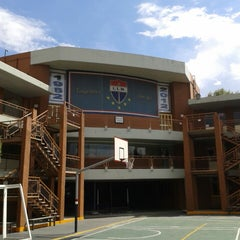 Photo taken at Instituto Inglés Mexicano by Juan Carlos R. on 9/28/2013