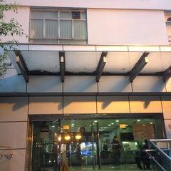 Photo taken at Tsim Sha Tsui Police Station 尖沙咀警署 by lena d. on 3/12/2014