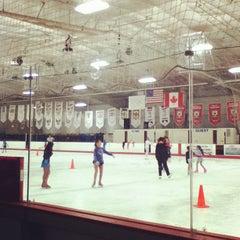 Photo taken at San Diego Ice Arena by theBarrelMan™ on 11/7/2012
