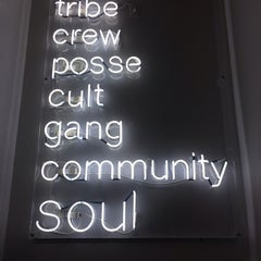 Photo taken at SoulCycle Union Square by Marianne S. on 10/18/2013