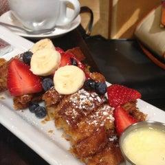 Photo taken at Blu Jam Café by Billy U. on 3/17/2013