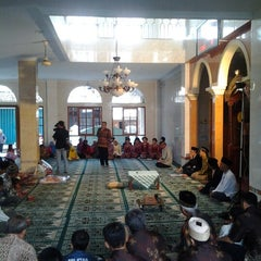 Photo taken at Cipinang Muara by Reza N. on 11/18/2012