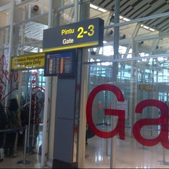Photo taken at Gate 2 by Marno A. on 6/6/2013