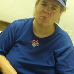 Photo taken at Domino's Pizza by Angela G. on 11/5/2013