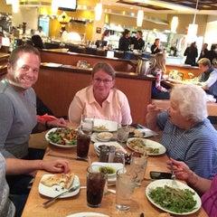 Photo taken at California Pizza Kitchen by Ben B. on 10/25/2014