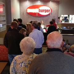 Photo taken at Smashburger by Ben B. on 10/12/2012