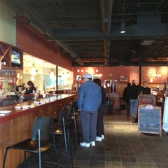 Photo taken at Bertucci's by Glen Coco O. on 2/16/2013