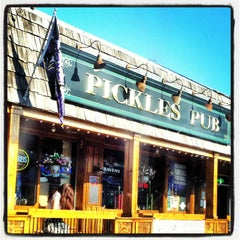 Photo taken at Pickles Pub by Gig B. on 6/23/2013