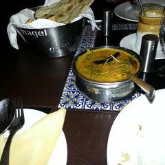 Photo taken at Waves Restaurant by Tarun B. on 10/12/2014
