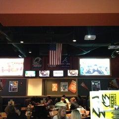Photo taken at Buffalo Wild Wings by John M. on 11/8/2012