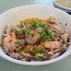 Photo taken at Kim Ky Noodle House by Keith C. on 8/24/2014