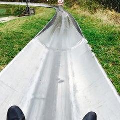 Photo taken at Swadlincote Ski Centre by John D. on 10/27/2014